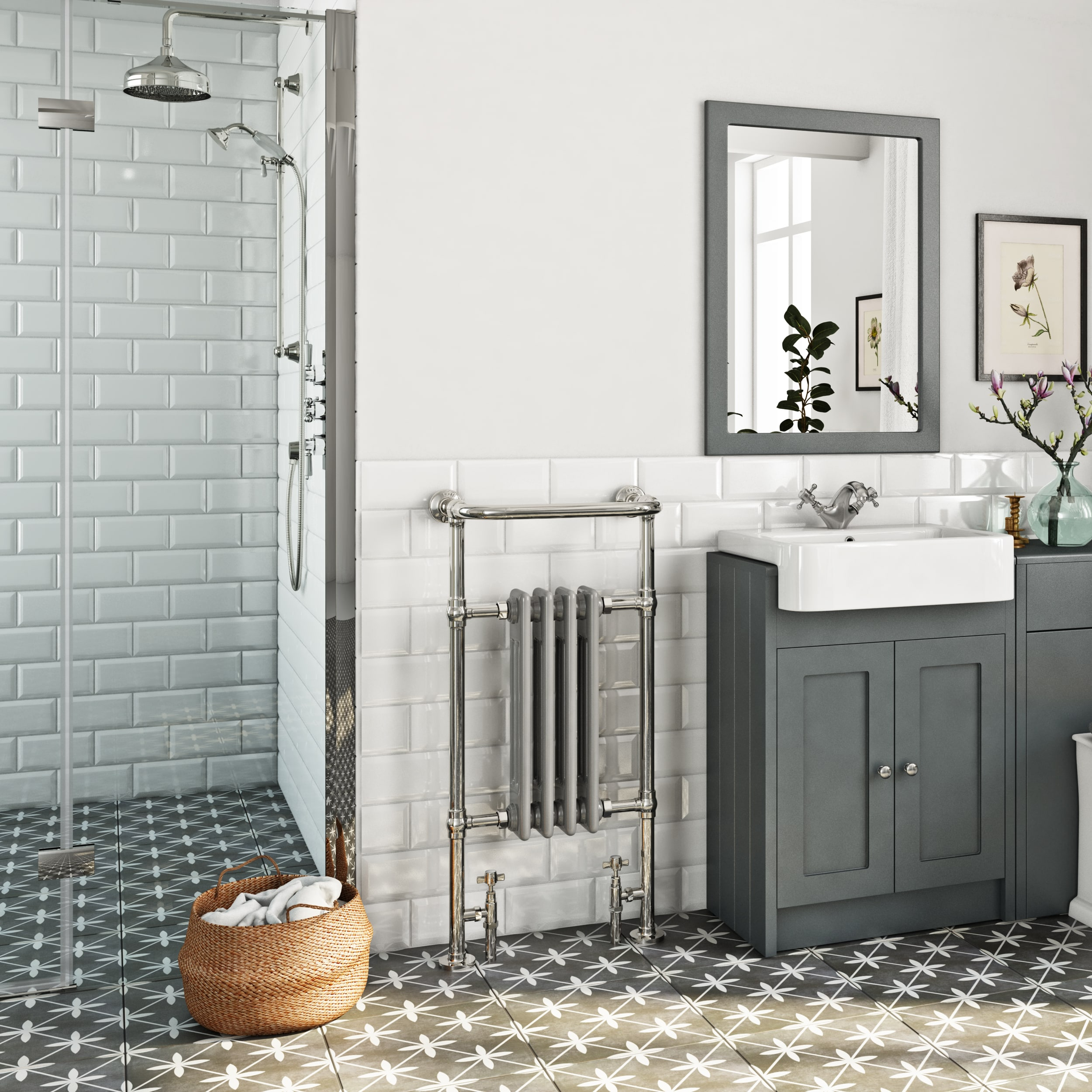 height basins and toilets